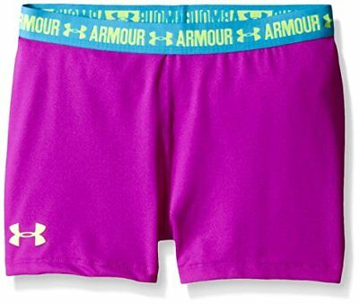 Under Armour Short Fille Strobe FR : M (Taille Fabricant : YMD)