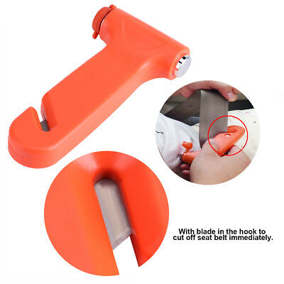 Car Handle Safety Hammer Glass Breaker Seatbelt Cutter Emergency Aid Hammer Z2