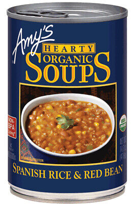 Hearty Spanish Rice & Red Bean Soup - 416g
