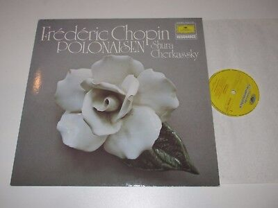 LP/CHOPIN/POLONAISEN/CHERKASSKY/DG 2535258 Resonance/NEAR MINT