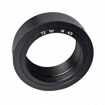 Bague d'adaptation T2 mount to M4/3