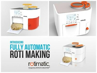 Rotimatic / Purimatic Priority Order Link Plus $50 Off To Your Order. Hurry!!