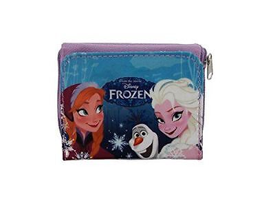 Official DISNEY FROZEN | Folding Purse with Card and Cash Compartments