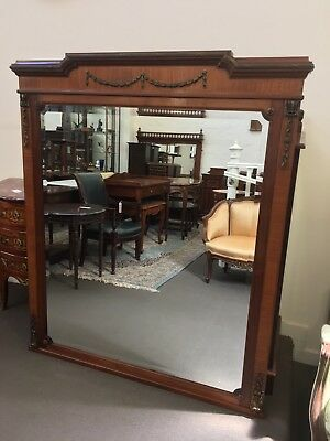 French Mantle Mirror