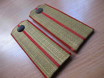 Russian Imperial Army Infantry Officer Shoulder Boards