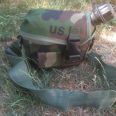 Gourde Militaire Camping Randonnee Chasse Peche Outdoor