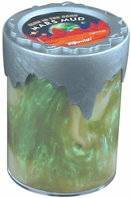 Toysmith Mars Mud glow-in-the-dark mars mud ~ New