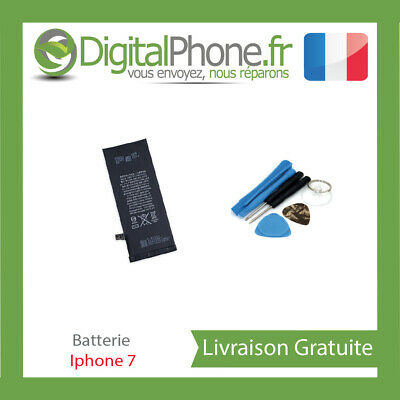 BATTERIE INTERNE IPHONE 7 OUTILS 1440 mAh ---TVA TOP QUALITE---
