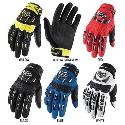 FOX CYCLING  GLOVES  DIRTPAW GLOVE Motorcycle .BMX.OFF ROAD. BNWT.NEW.BNWT.