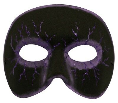 Riviera Gold Masquerade Mask for Men A-0960G-E