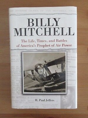 BILLY MITCHELL biography book jeffers