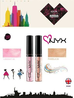 Nyx Pump It Up Lip Plumper *choose Your Shade* 100% Genuine ***uk Seller***