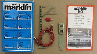 Marklin 7010 M-Track Catenary Feeder/Power Mast NOS