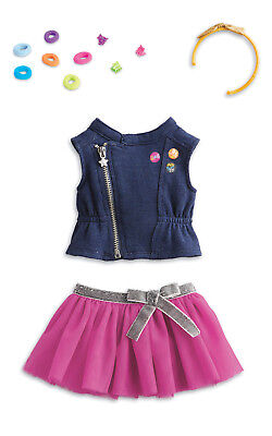 American Girl Love To Layer Accessories Pack for 18-inch Dolls