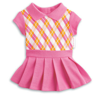 American Girl Tennis Pro Outfit for Bitty Baby Dolls