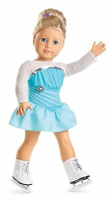 American Girl Sparkly Skating Set for 18-inch Dolls