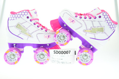 Crazy Skates Rollerskates Roller Skates Flash LED Girls Retro ABEC Speed Wheels