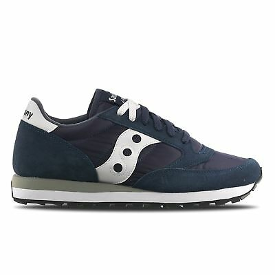 Saucony Jazz Original W Sneaker Donna 1044 316 Navy Whiter