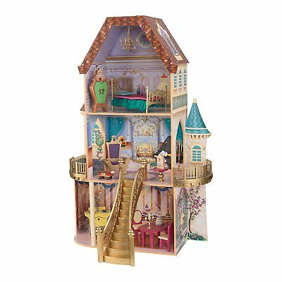 Belle Enchanted Dollhouse Beauty and the Beast Playset