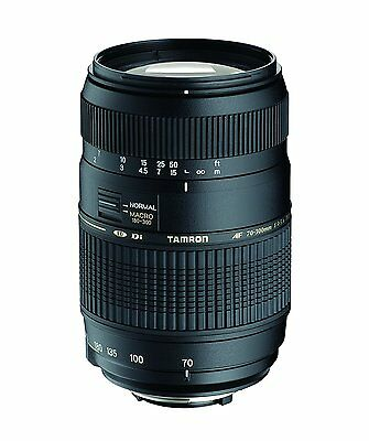 New TAMRON AF 70-300mm f4-5.6 Di LD Macro 1:2 For Sony/Minolta