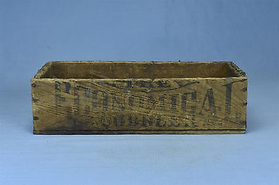 Antique THE ECONOMICAL COBBLER SET in WOODEN BOX with HAMMER & TOOLS OLD #03264