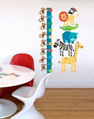 Forwalls Messlatte Dschungel Sticker mural