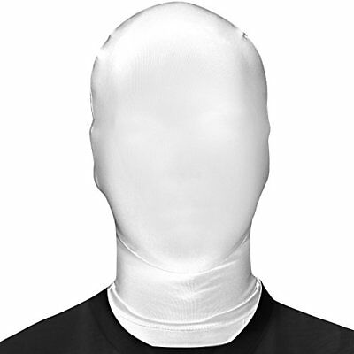Morphsuits - MMSWH - Morpmask - Taille unique - Blanc