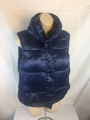 Old Navy Puff Vest Womens Size M Ai35