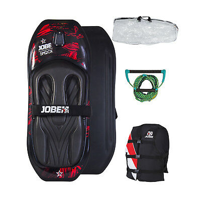 Jobe Shock Kneeboard Package 2017 - Black