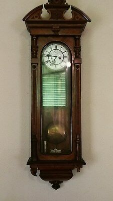 Hanging Wall clock 1800's