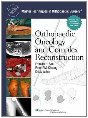 Master Techniques in Orthopaedic Surgery: Orthopaedic Oncology and Complex Recon