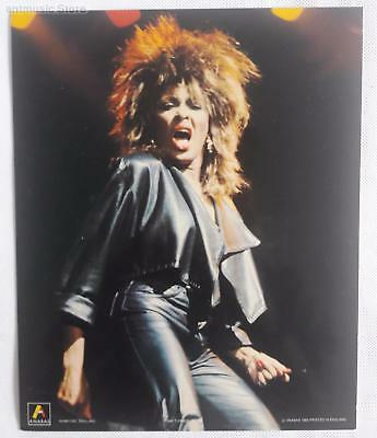 "Tina Turner Photo Print 8"" X 10"" Colour Photo Print -  UK 8"" X 10"" Print"