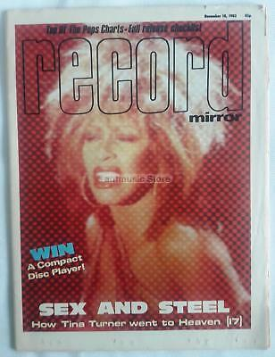 Tina Turner Blondie Howard Jones  Visage Record Mirror -  UK Music Magazine