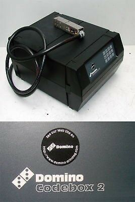 Domino Codebox 2 Codebox2 Offsetdrucker -used-