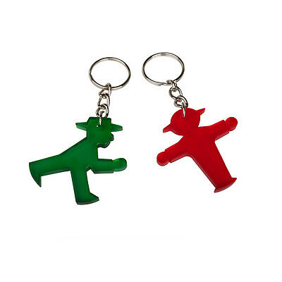 Ampelmann Souve Nirs New Walker Stander / Set Key Chain Berlin Souvenir