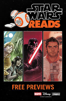 Star Wars Sampler #1 (2017) 1St Printing Bagged & Boarded Marvel Comics