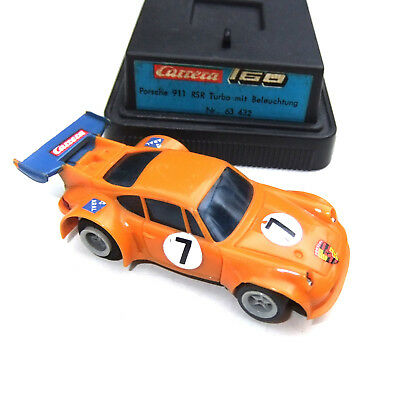 Carrera 160 . 63432 Porsche RSR orange in OVP#205