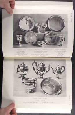 Antique Maryland & Baltimore Silver & Silversmiths 1715-1830 -Classic Reference