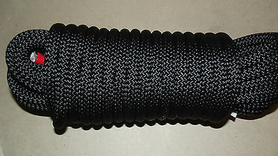 """NEW 7/16"""" (11mm) x 48' Kernmantle Static Line, Climbing Rope"""