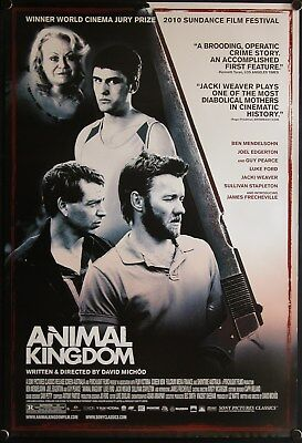 Animal Kingdom (2010) US One Sheet