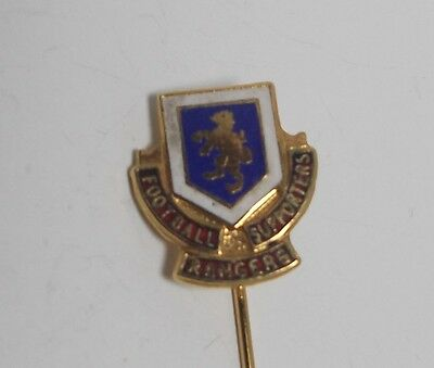 Rangers Football Supporters - Old Enamel Stickpin Badge.