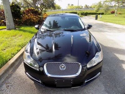 2010 Jaguar XF Supercharged Sedan 4-Door 2010 XF SUPERCHARGED 0-60 in 4.3 SECONDS NAVIGATION REAR VIEW CAM XENON FL