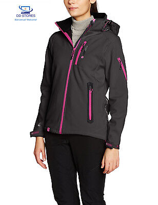 GEOGRAPHICAL NORWAY da tempesta giacca donna, donna, Tempete, rosso, M