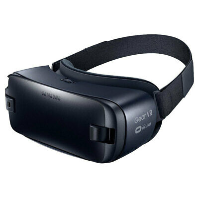 Samsung Gear VR 2016 (SM-R323, For S7/S7 edge, S6/S6 edge, Note 5) - Blue/Black
