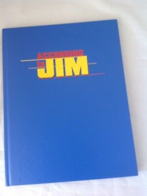 According to Jim Bound 2001 Pilot Script - Hardcover