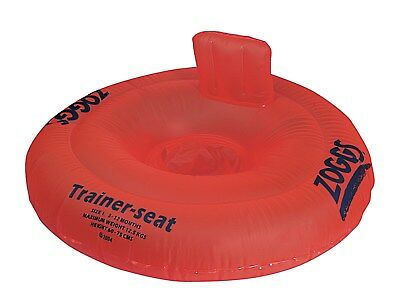 Zoggs Baby Trainer Seat Inflatable  Swimming Aid 12-18 months