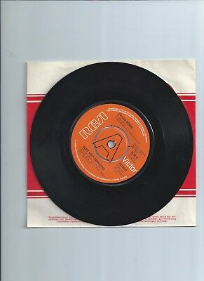 "David Bowie Boys Keep Swinging Demo 7"" Single"