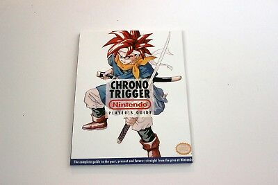 Chrono Trigger SNES Player's Guide - Reproduction