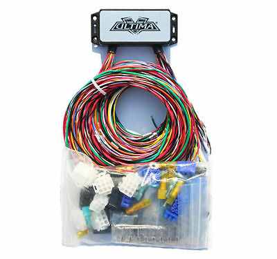 ULTIMA Wiring Harness - Complete Custom Motorcycle Wiring Harness