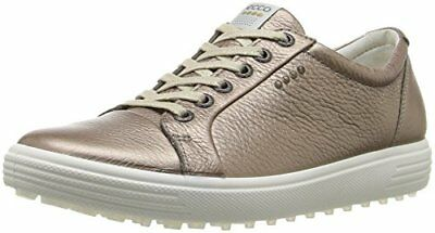 Ecco Womens Casual Hybrid, Chaussures de Golf Femme, Grau (1375WARM Grey), 41 EU